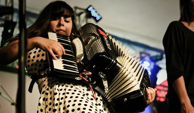 Photo: Dawson City Music Festival