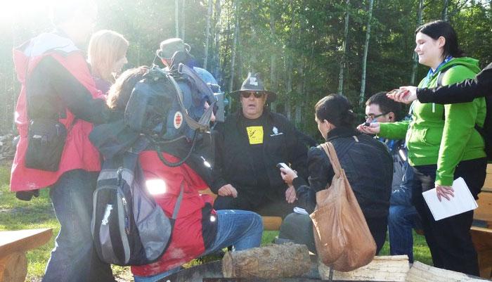 Media Scrum with Dan Akyroyd