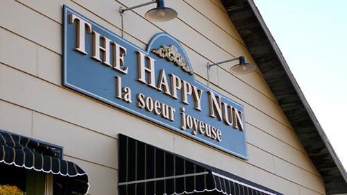 Credit: The Happy Nun