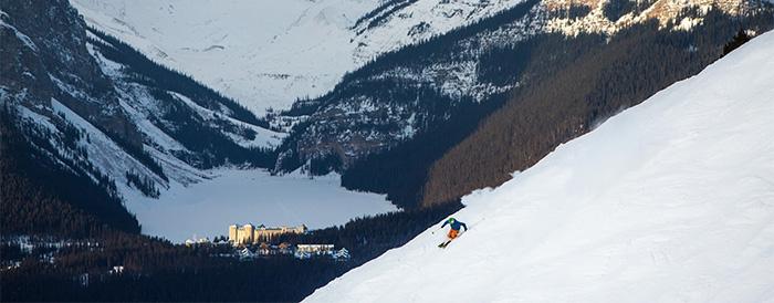Photo: Paul Zizka/Lake Louise Ski Resort