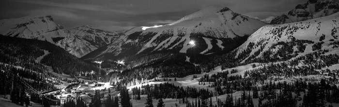 Photo: Sunshine Village Ski Resort