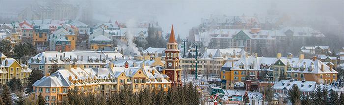 Photo: Tremblant Ski Resort