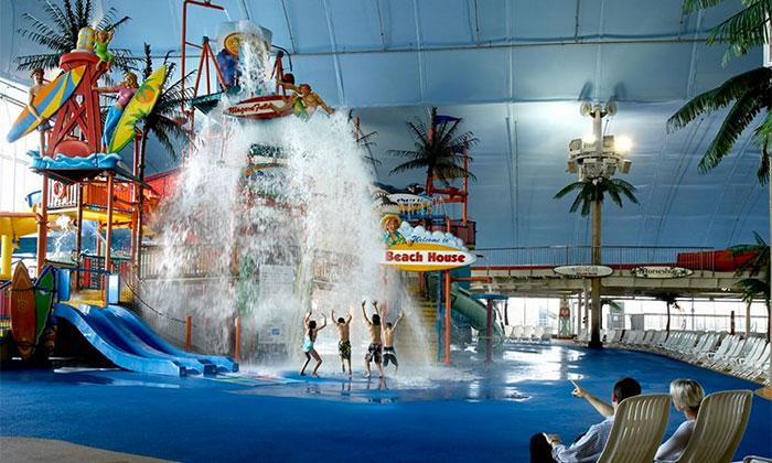 Credit: Fallsview Indoor Waterpark, Niagara Falls