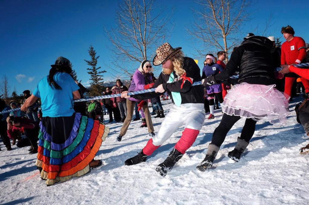 Photo: Yukon Sourdough Rendevouz