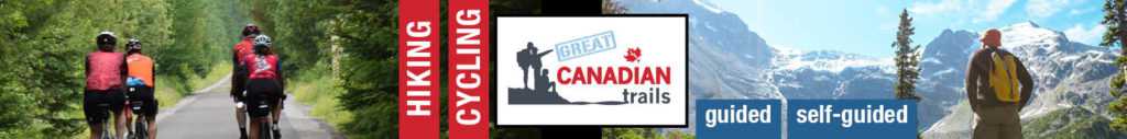 Great Canadian Trails Advert